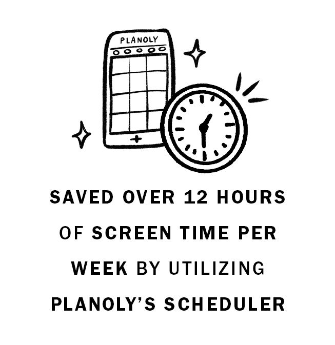 PLANOLY - Camille Styles Case Study - Landing Page - Results 1