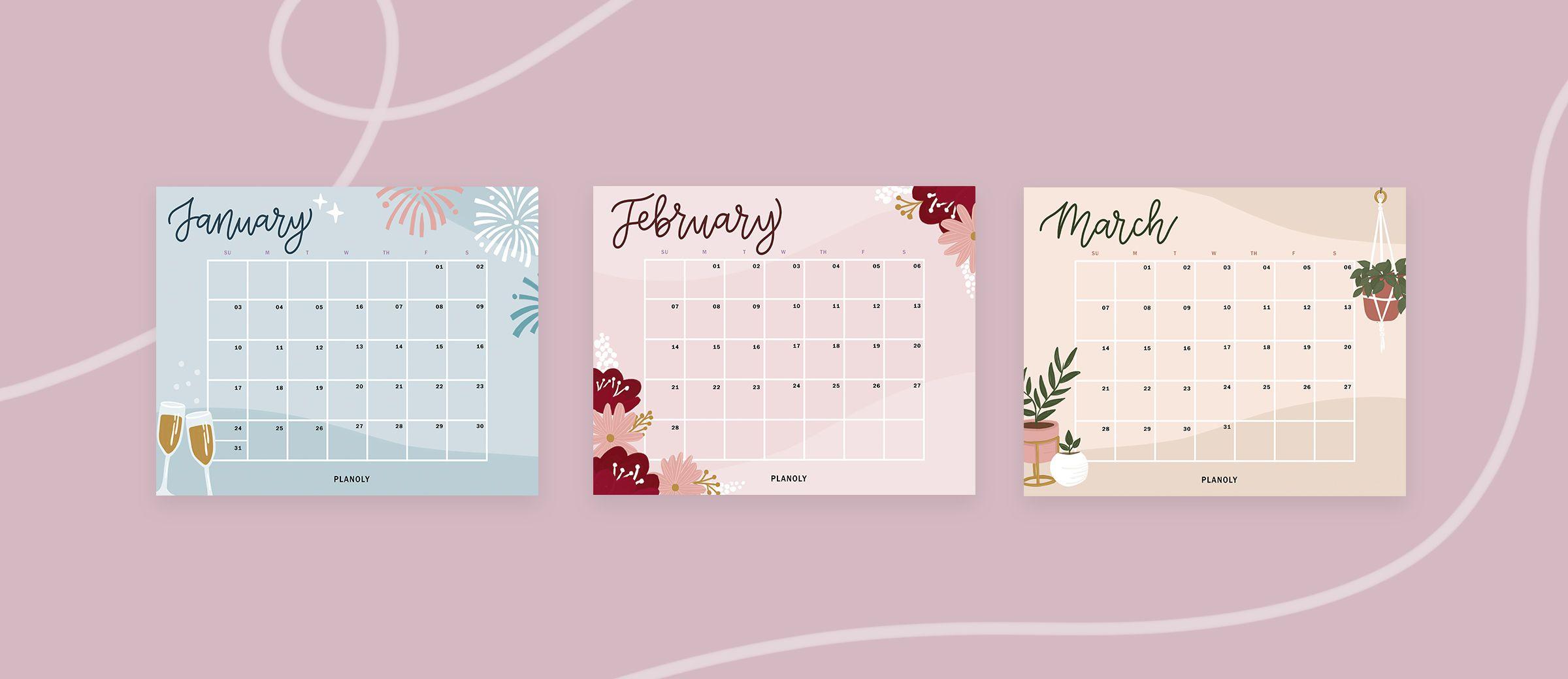 PLANOLY-Blog Post-Q1 Content Calendars-Banner