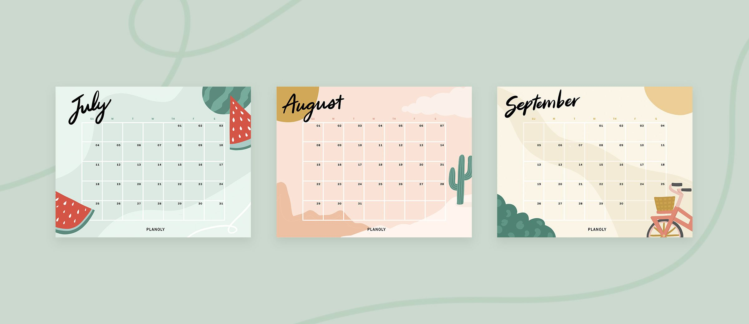 Q3 Content Calendar