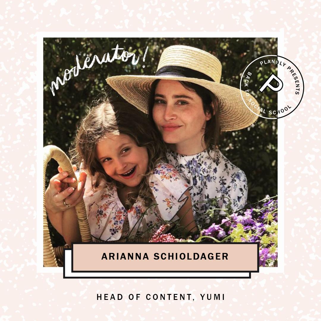 Arianna Schioldager