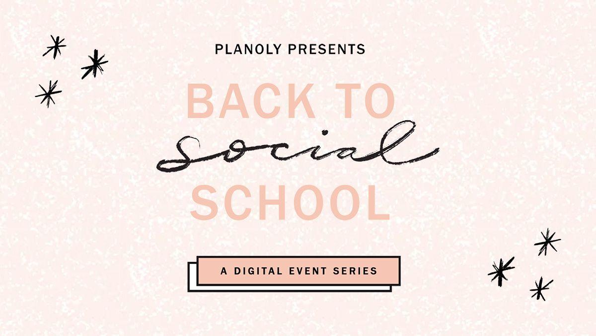 Back to Social School